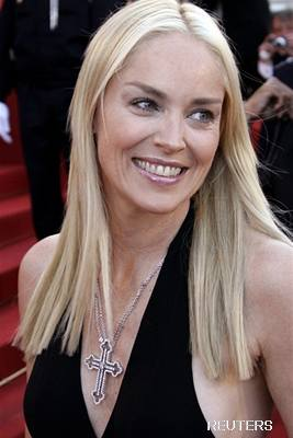 Cannes 2006 - Sharon Stone