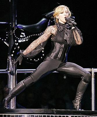 Madonna - Confessions Tour, Montreal