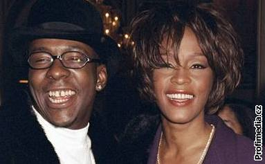 Bobby Brown a Whitney Houstonová