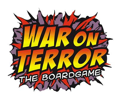 Logo stolní hry War on Terror: The Boardgame