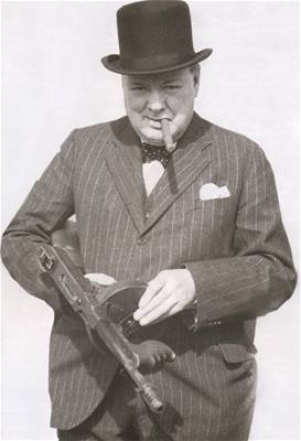 Sir Winston Churchill is one of the greatest historic figures of all time