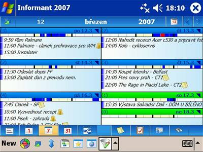 Pocket Informant 2007