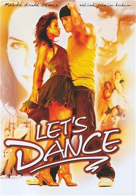 DVD Let´s dance