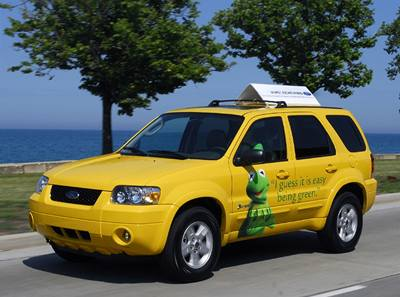 Taxi Ford Escape Hybrid