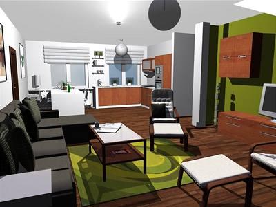 Malé byty zařízení