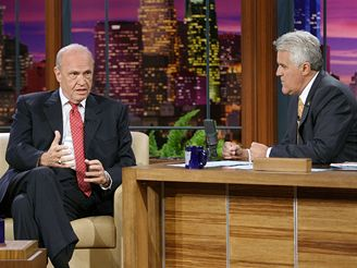 Fred Thompson v talkshow Jaye Lena