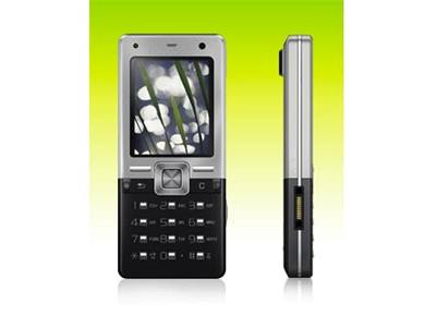 Sony Ericsson T650i Eclipse Black