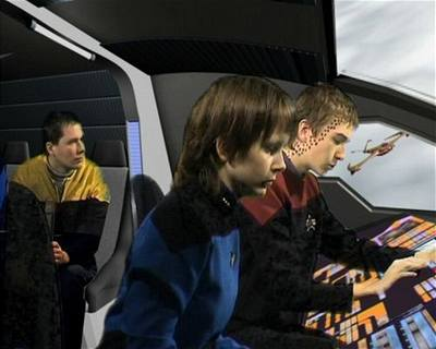 Star Trek: Metrénský incident