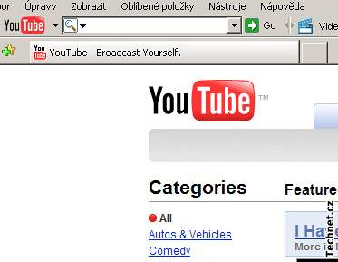 YouTubeVideo Toolbar