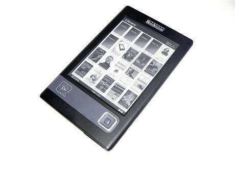Ebook Bookeen Cybook-Gen3