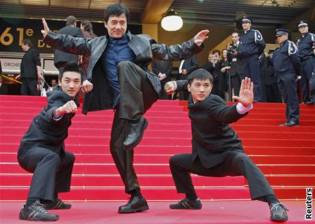 Cannes 2008 - Jackie Chan
