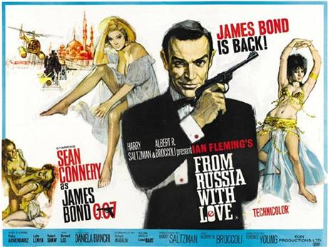 James Bond vyjde na blu-ray