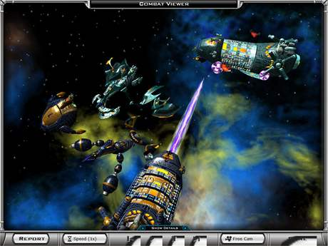 Galactic Civilizations 2 (PC)
