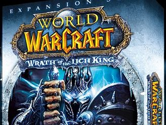 WoW: Wrath of Lich King box