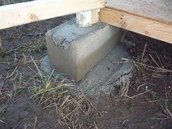Beton na patky