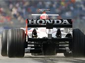 Honda, Barrichello