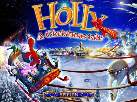 Holly Christmas Tale