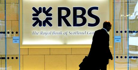 The Royal Bank of Scotland.