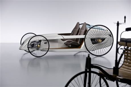 Mercedes F-Cell Roadster Concept