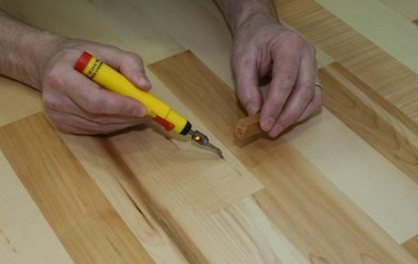 Oprava laminátovej podlahy