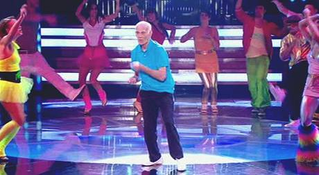 Fred Bowers v sout�i Britain's Got Talent