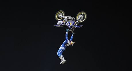 Nate Adams p�i Red Bull X-Fighters  v Londýn�