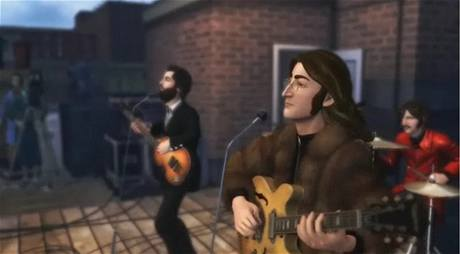z videohry The Beatles: Rock Band