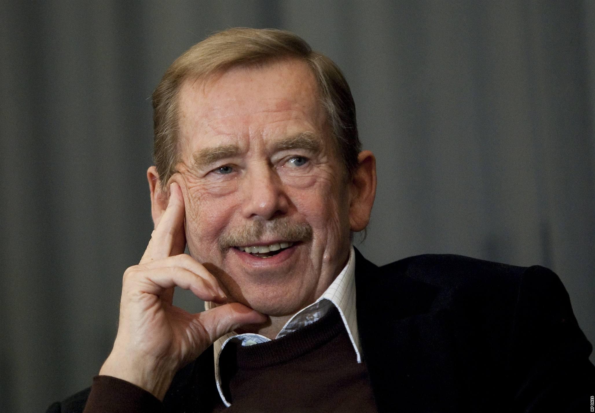 Výsledek obrázku pro Václav Havel