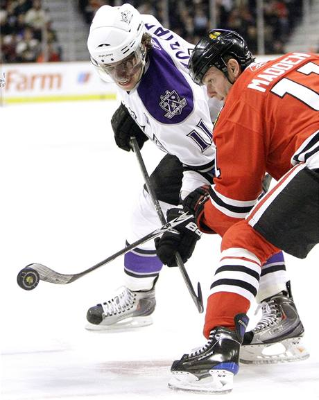 Chicago - Los Angeles: Kopitar a Madden