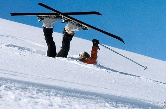 Výsledek obrázku pro lyžaři