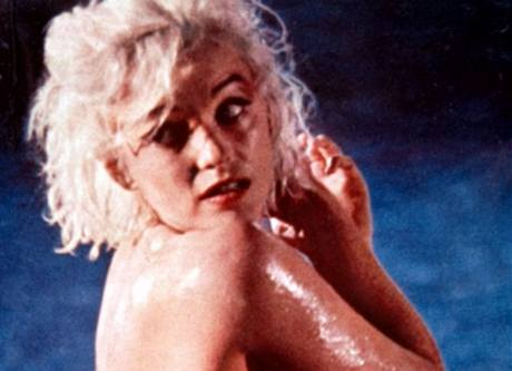 Marilyn Monroe ve filmu Something´s Got To Give (1962)