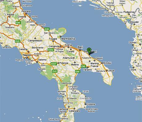 Itálie bez cestovky