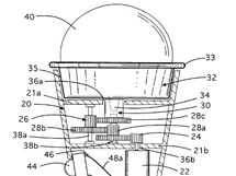 Motorized ice cream cone - 5971829