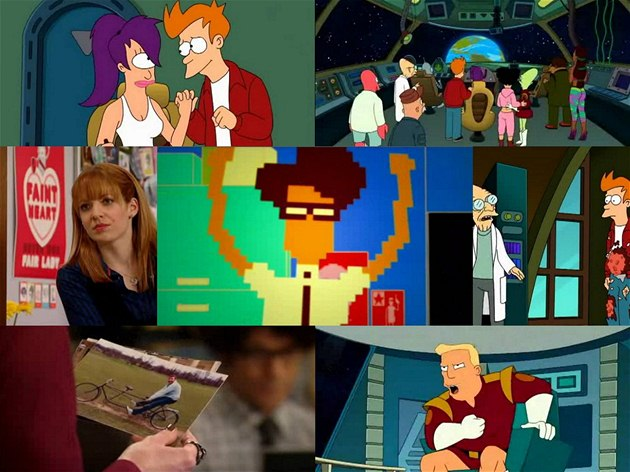 IT Crowd a Futurama - nové epizody