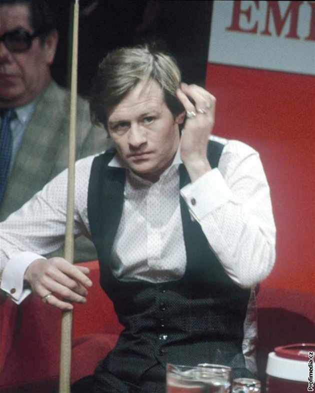 Alex Higgins - legenda snookeru