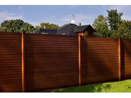 Dřevěné ploty ceník