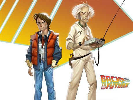 Back to the Future: It's About Time