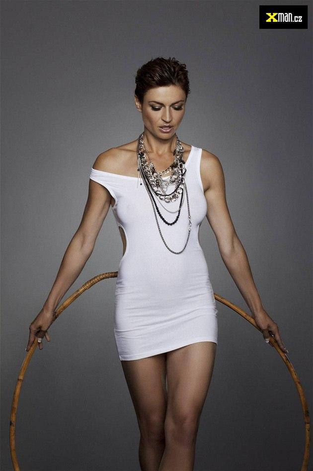 Hanka Kynychova Nude Photos 28