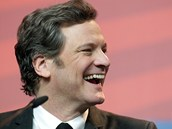 Berlinale 2011 - delegace k filmu King's Speech - Colin Firth