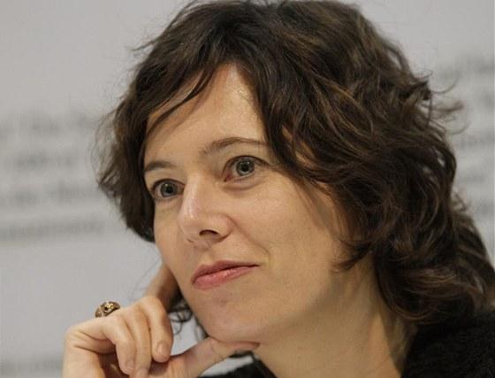 Spisovatelka Eva Menasse