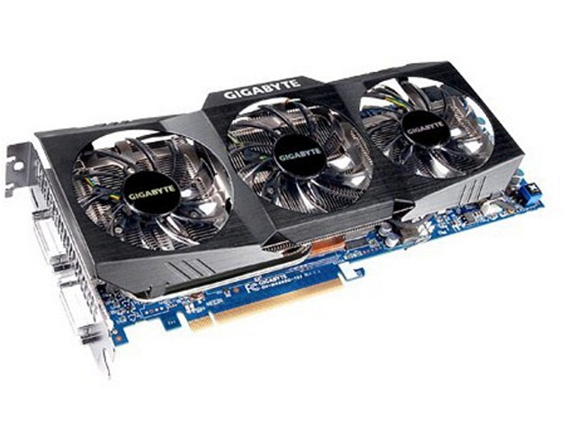 GeForce GTX 580 SuperClocked