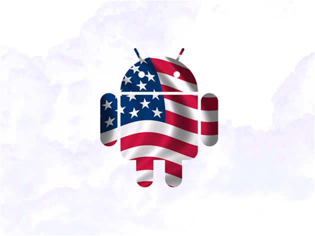 Android OS dominuje v USA