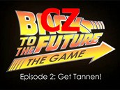 Back to the Future: Get Tannen!