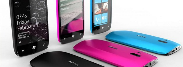 Nokia Windows Phone concept