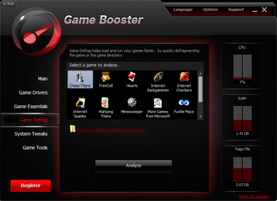 Game Booster