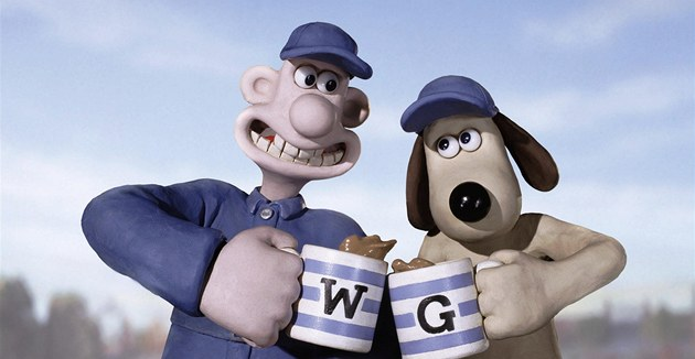 Wallace a Gromit