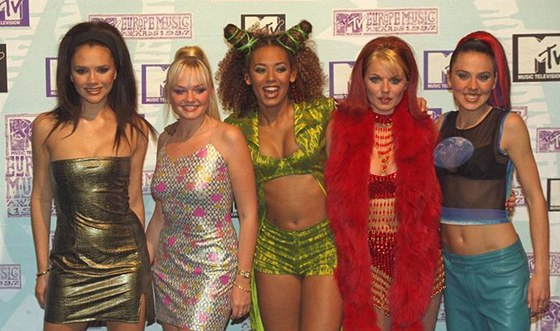 Skupina Spice Girls (1994)