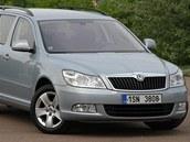 Škoda Octavia na LPG