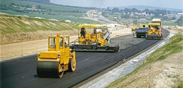 Image result for stavba silnic