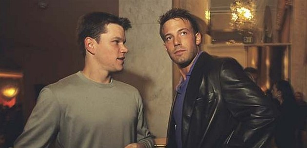 Matt Damon a Ben Affleck